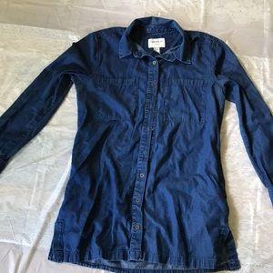 F21 Denim Shirt